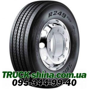 295/80 R22.5 Bridgestone R249 Ecopia рулевая 152/148M